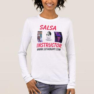 LE Salsa Instructor/Massage-Therapeut-T - Shirt