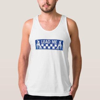 lead me - lets dance tank top