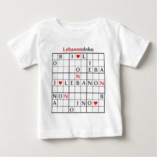 lebanondoku baby t-shirt
