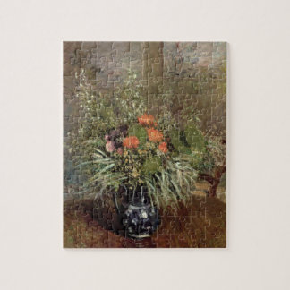 Leben Alfreds Sisley   noch der wilden Blumen Puzzle