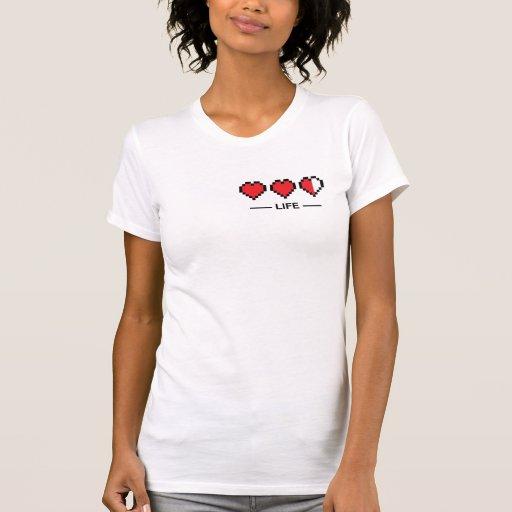 Leben-Bar T-Shirts