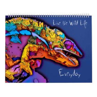 Leben das wilde Leben/der Kalender