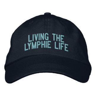 Leben die Lymphie Leben-Baseballmütze Bestickte Caps