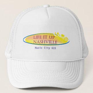 Leben es herauf Nashville™ Truckerkappe