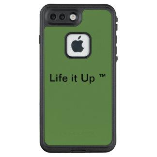 Leben es herauf verrückte das iPhone 7S/8 ™ Lebens LifeProof FRÄ' iPhone 8 Plus/7 Plus Hülle