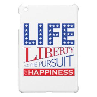 Leben, Freiheit und das Streben nach Glück iPad Mini Hülle