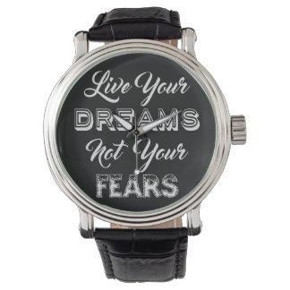 Leben Ihre kundenspezifischen Uhren der Träume