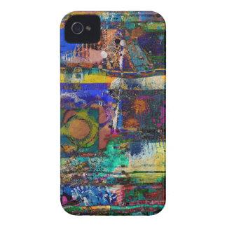 Leben in farbenreichem Case-Mate iPhone 4 hülle