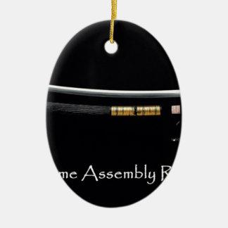 Leben irgendeine Versammlung erfordert Keramik Ornament