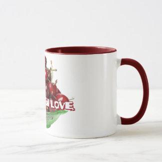 Leben Lachen-Liebe-Tasse 1 Tasse