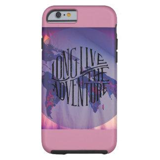 Leben lang der Abenteuer-Telefon-Kasten Tough iPhone 6 Hülle