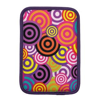 Leben lang die siebzig sleeve für iPad mini