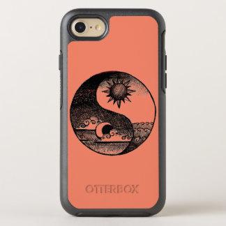 Leben Sie durch The Sun OtterBox Symmetry iPhone 8/7 Hülle