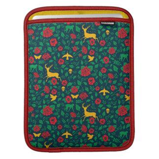Leben-Symbole Frida Kahlos | Sleeve Für iPads
