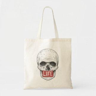 Leben Einkaufstasche