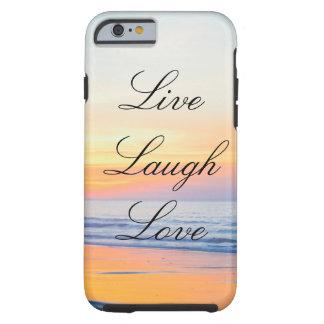 Leben Tough iPhone 6 Hülle