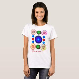Leben voll von Farben!!! T-Shirt