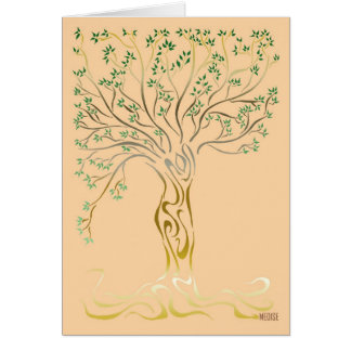 Lebensbaum (Tree of Life) Karte