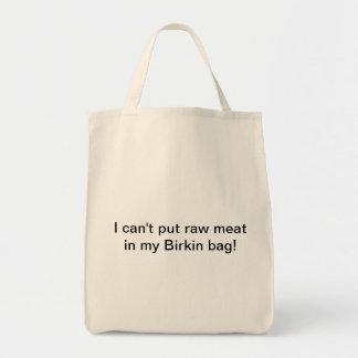 Lebensmittelgeschäft Birkin Tasche