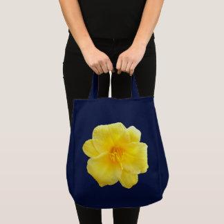 Lebensmittelgeschäft-Tasche - gelbe Taglilie Tragetasche