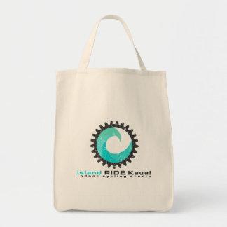Lebensmittelgeschäft-Taschen-Insel-Fahrt Kauai Tragetasche