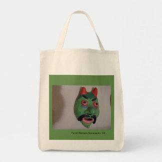 Lebensmittelgeschäft-Taschen-Tasche mit Kunst Tragetasche