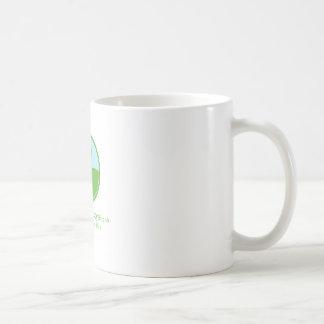 Lebensstilkleidung Kaffeetasse