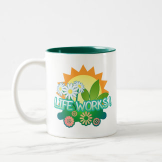 Lebenswerke! Tasse