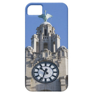 Leber-Gebäude, Cunard Gebäude, Liverpool, iPhone 5 Cover