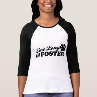 Lebhaftlanges und Pflege T-Shirt