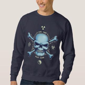 Lebhaftschnelles, Spiel stark Sweatshirt
