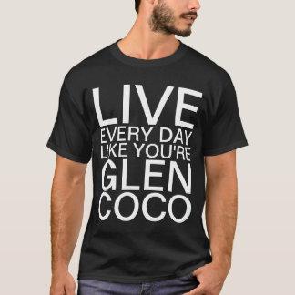 LEBHAFTTÄGLICHE WIE SIE sind SCHLUCHT-COCOS T-Shirt