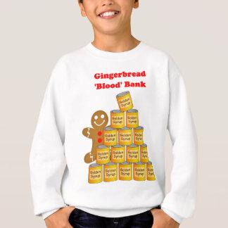 Lebkuchen-Blutbank Sweatshirt