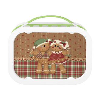 Lebkuchen-Land-Niedlichkeit Brotdose