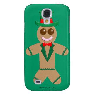 Lebkuchen-Mann Galaxy S4 Hülle