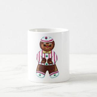 Lebkuchen-Mann Kaffeetasse