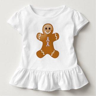 Lebkuchen-Mann mit Singrün-Bändern Kleinkind T-shirt
