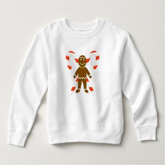 Lebkuchen-Mann mit Sweatshirt