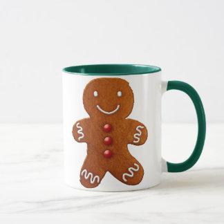 Lebkuchen-Mann Tasse
