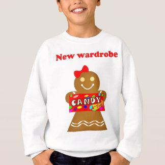 Lebkuchen-neue Garderobe Sweatshirt