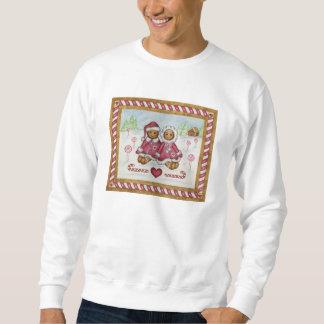 Lebkuchen-Paare Sweatshirt