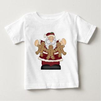 Lebkuchen Sankt Baby T-shirt