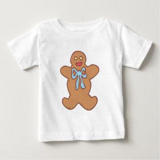 Lebkuchenmann gingerbread man baby t-shirt