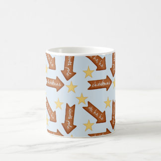 Lebkuchenpfeilspaß-Feiertagsentwurf Kaffeetasse