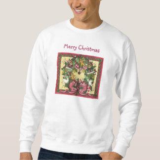 Lebkuchenwreath-Shirt Sweatshirt