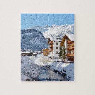 Lech in Österreich-Andenken Puzzle