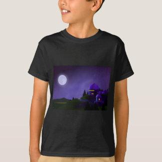 Lecken Sie Observatorium hohes Rez.jpg T-Shirt