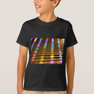 LED-Abstraktion T-Shirt