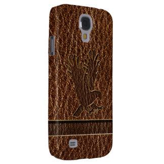 Leder-Blick Eagle Galaxy S4 Hülle