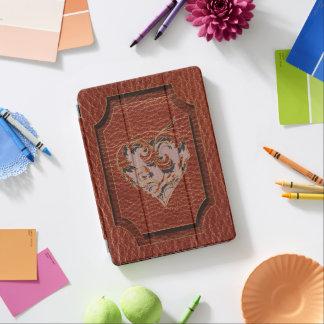 Leder-Blick Valentinsgruß weich iPad Pro Hülle
